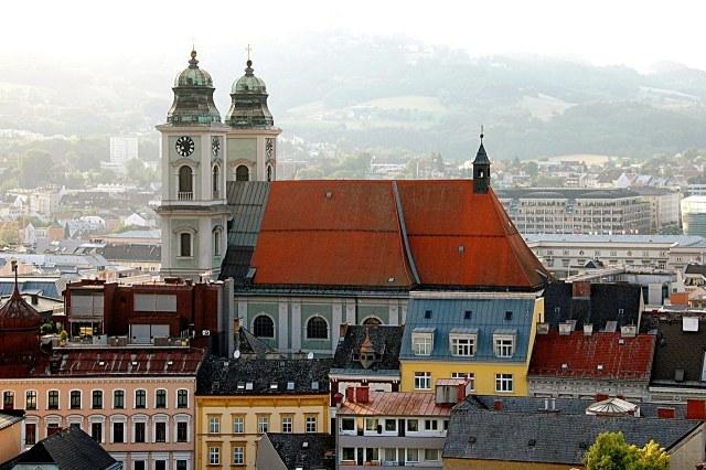 De Oude Dom van Linz