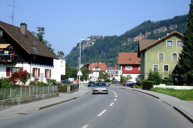 Vorarlberg laat zich goed met de auto verkennen