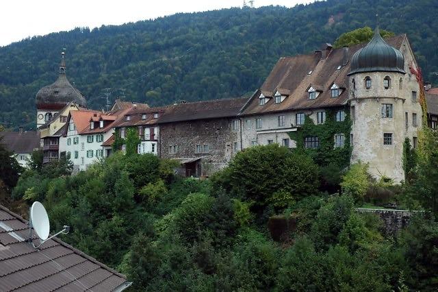 Middeleeuwse architectuur in Bregenz