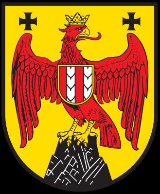 Het Wapen van Burgenland
