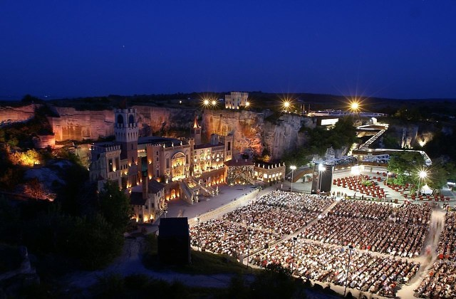 Opernfestspiele van St. Margarethen