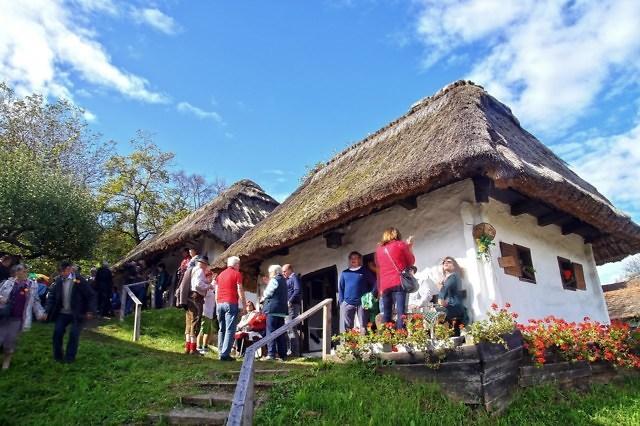 Kleinschalig toerisme in Burgenland