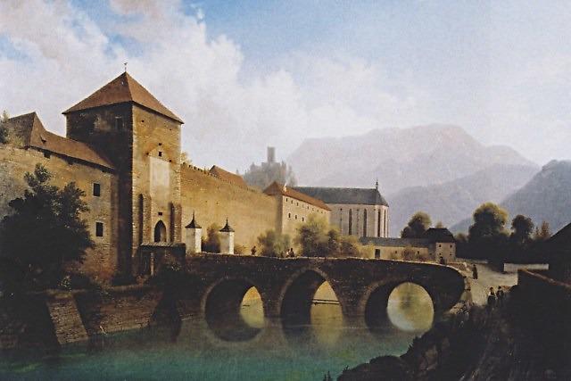 Schilderij van Friesach