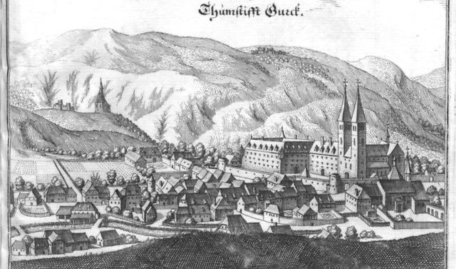 Gurk in de 17e eeuw