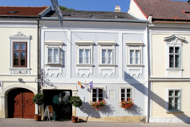 Het Haydn-Haus in Eisenstadt