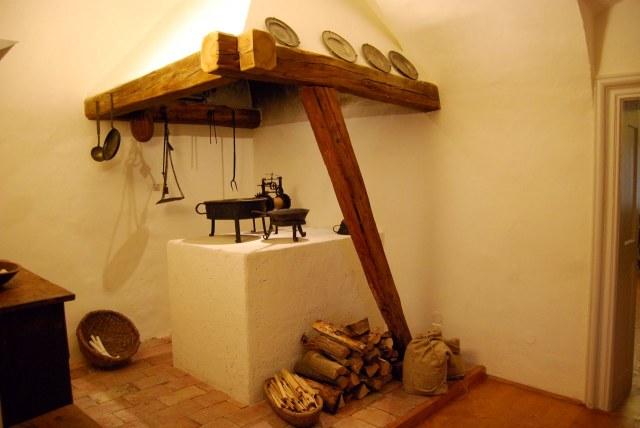 De keuken van Haydn