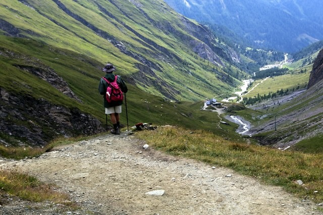Wandelen in Nationalpark Hohe Tauern