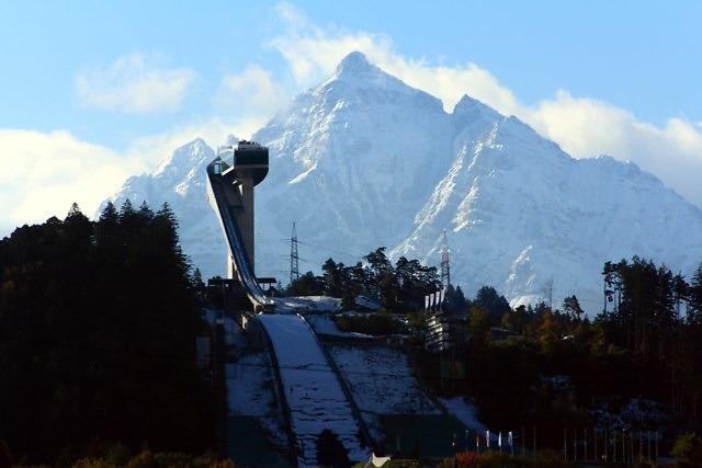 De Bergiselschanze van Innsbruck