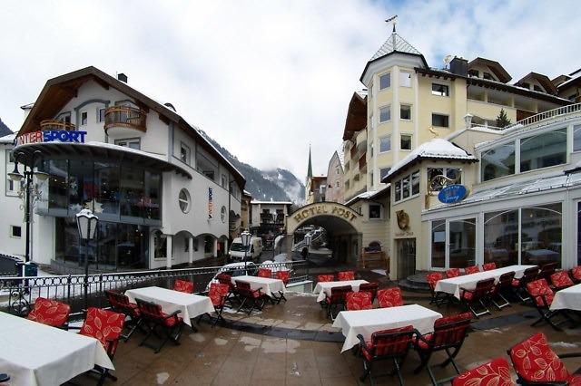 Hotels en restaurants bepalen het straatbeeld