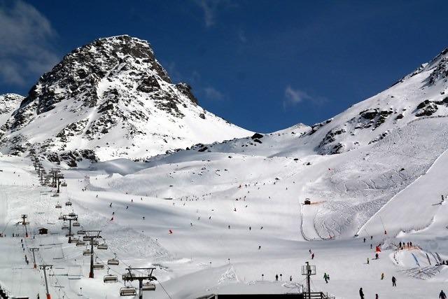 Ischgl is een populair wintersportdorp