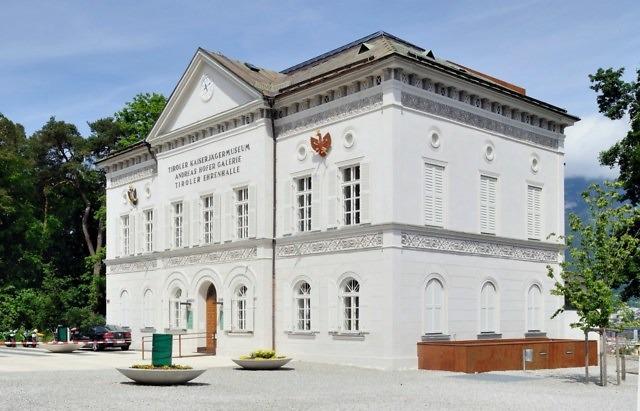 Het Tiroler Kaiserjägermuseum