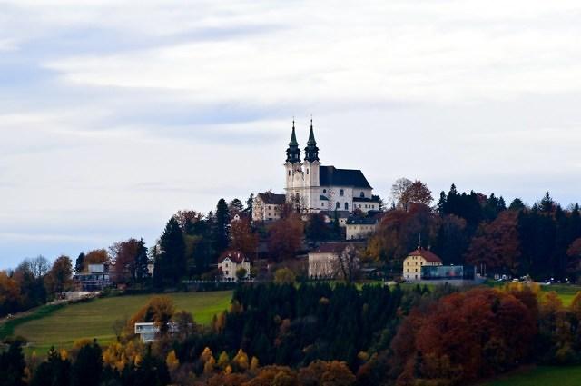 Basiliek op de Pöstlingberg
