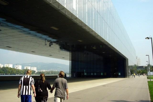 Het Lentos Kunstmuseum