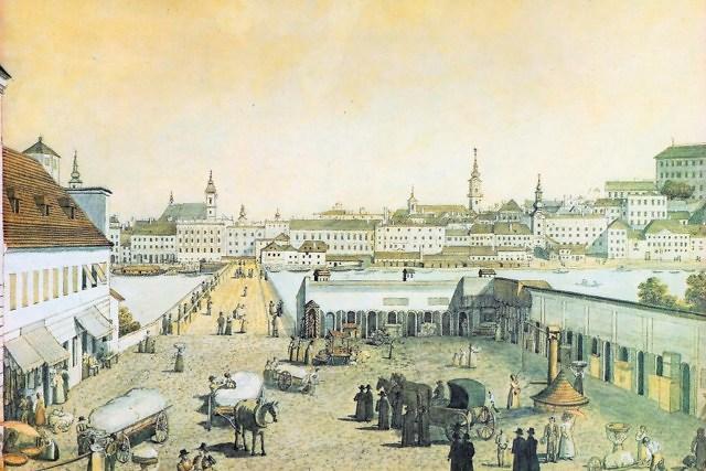 Linz in 1830
