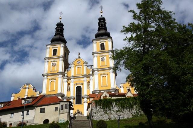 De Basilika Mariatrost