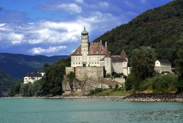 Schloss Schönbühel aan de Donau