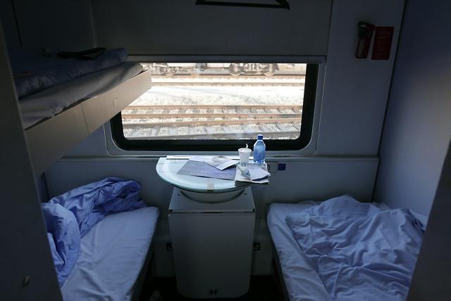 Slaapplaatsen in de ÖBB Nightjet