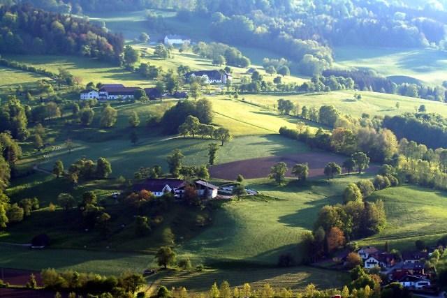 Het Mostviertel in Neder-Oostenrijk