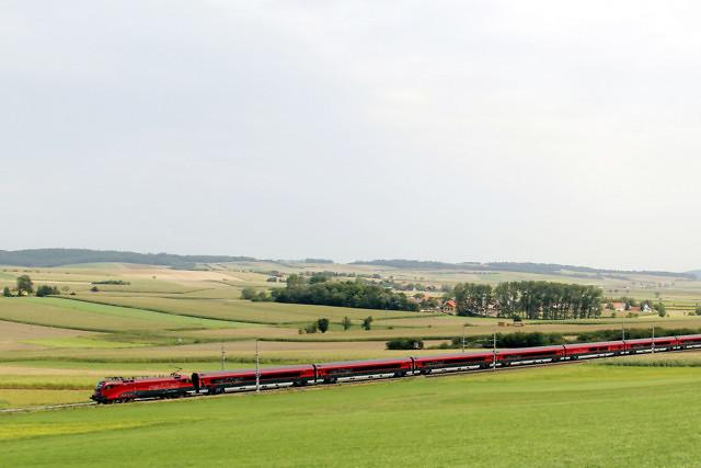 Met de trein door Neder-Oostenrijk