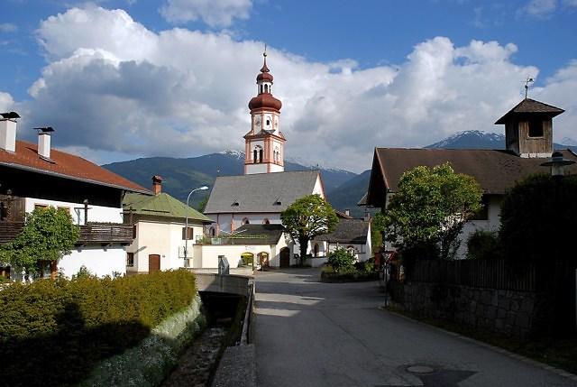 Een typisch Oostenrijks dorp, wie weet waar het is?