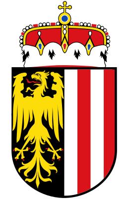 wapen van Opper-Oostenrijk