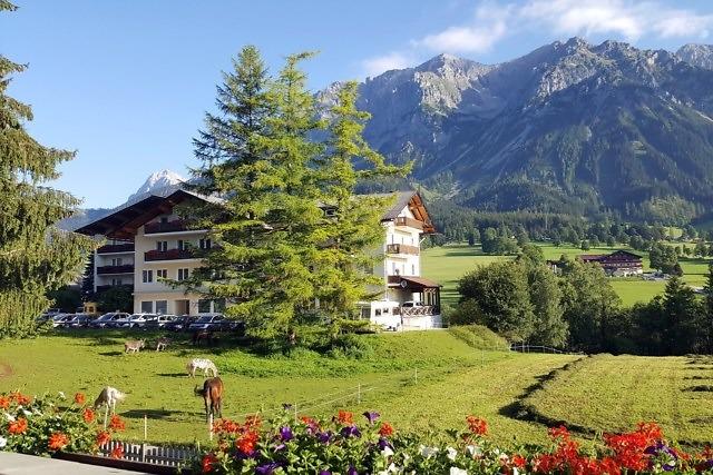 Overnachten in een hotel in Oostenrijk