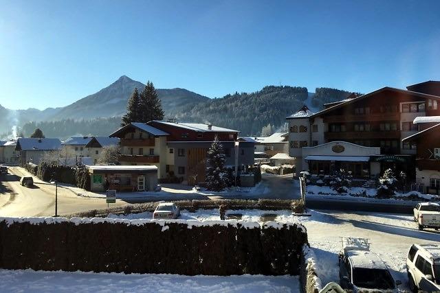 Oostenrijkse hotels in de winter