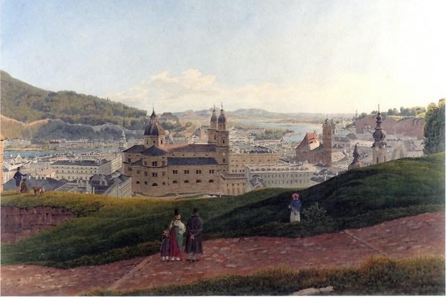 Salzburg in 1831