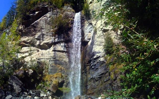 Waterval van de Balbierbach