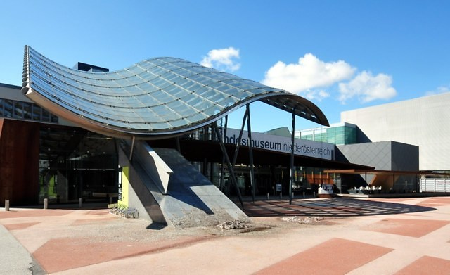 Het Landesmuseum van Neder-Oostenrijk