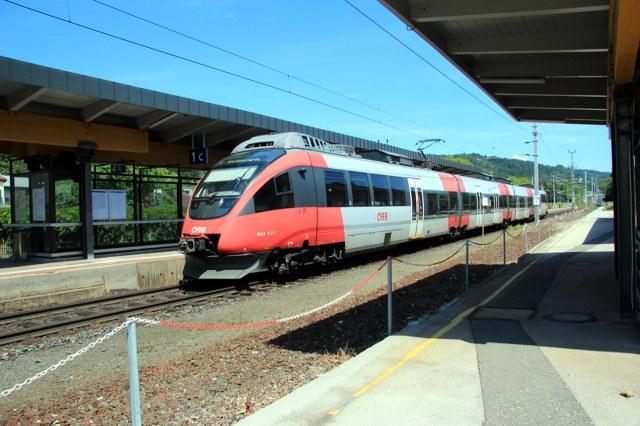 De S-Bahn van Karinthië