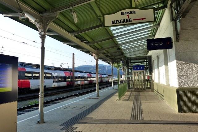 Station van St. Veit an der Glan
