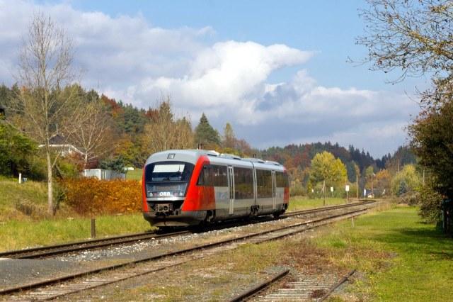 De S-Bahn onderweg