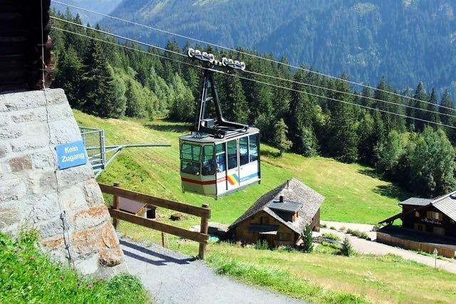 De Kristbergbahn