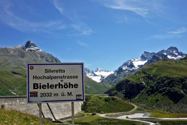 De Silvretta-Hochalpenstraße