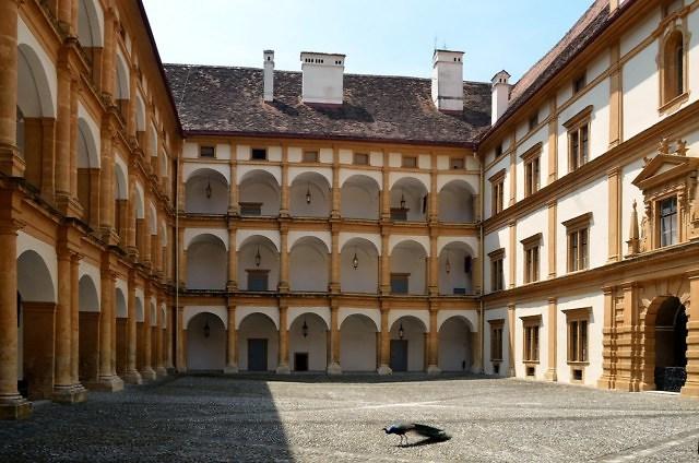 Schloß Eggenberg bij Graz