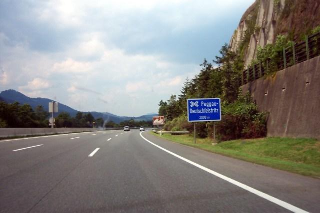 De Pyhrn Autobahn