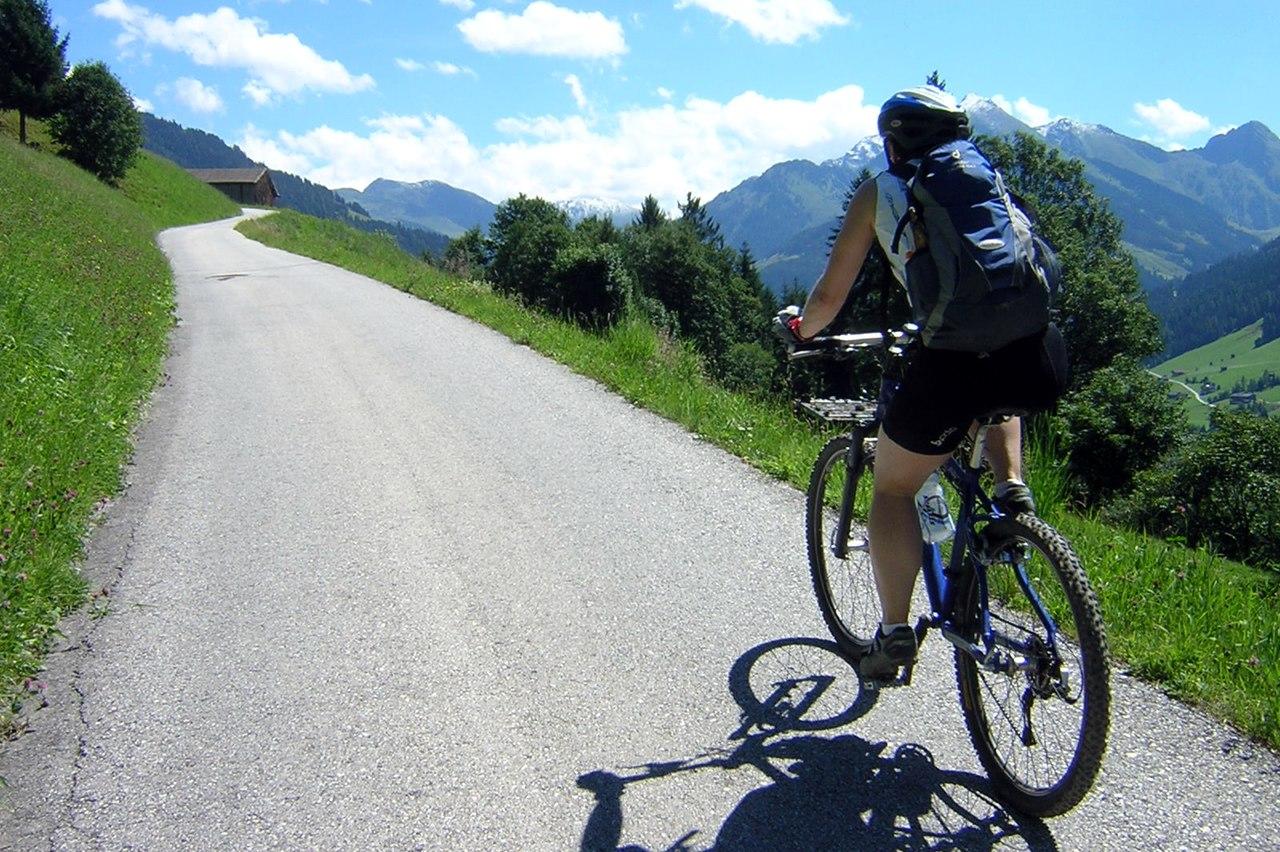 Tirol het oostenrijk van de alpen - Berghut foto ...