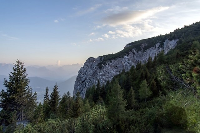 Naturpark Dobratsch voor prachtige Alpen