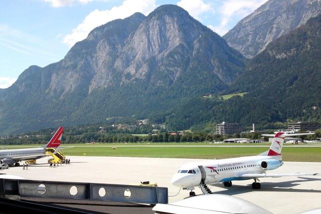 Luchthaven van Innsbruck