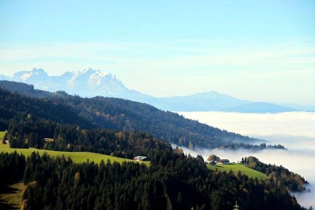 Het mooie Bregenzerwald